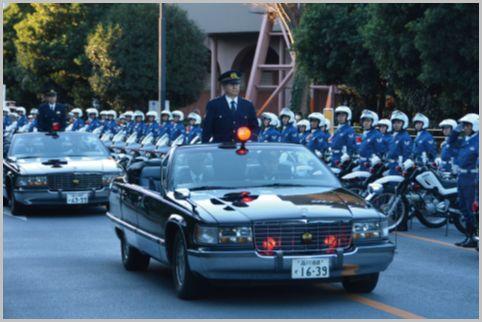 警察キャリアとノンキャリアで違う出世スピード