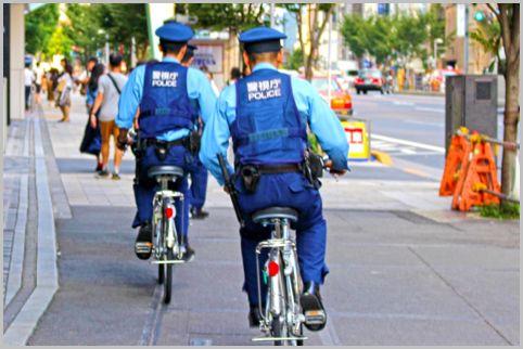 警察官が職務質問をするのはノルマ達成のため?