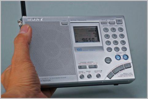 海外短波放送を聞くBCLラジオは乾電池が基本