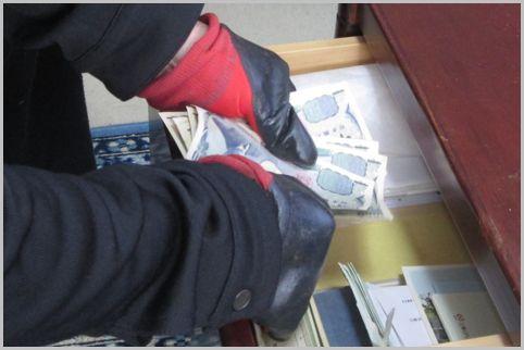 泥棒の侵入手口で「忍び込み」が増えている理由
