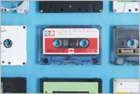 再評価されるカセットテープのタイプをおさらい