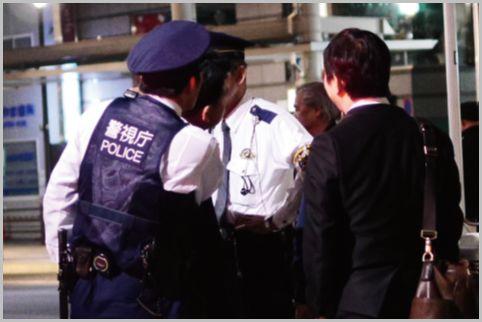 元警察官が語る「職務質問の拒否」を続けた場合