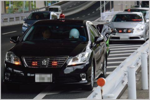 交通取締り用の覆面パトカーの外観に大きな変化