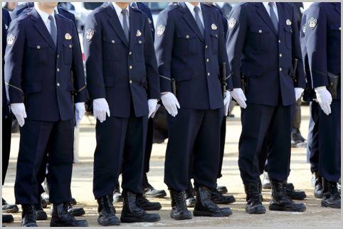 新人警察官の過酷な交番勤務ローテーションとは