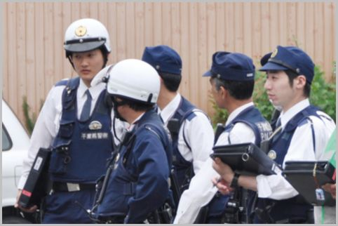警察官は巡査になって給料もらいながら警察学校