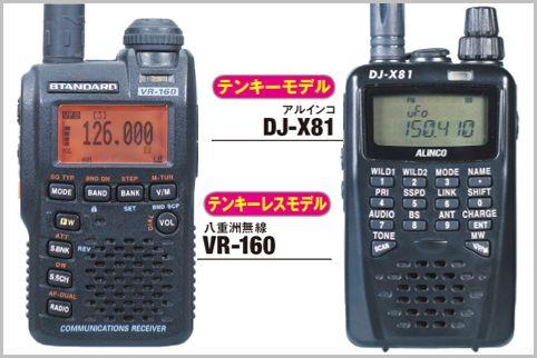 おもしろ無線を楽しむための受信機はどう選ぶ?
