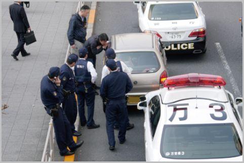 職務質問を拒否し続けた時の警察官の反応とは?
