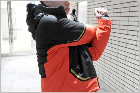 ライダーから絶大な支持を得るワークマン防寒着