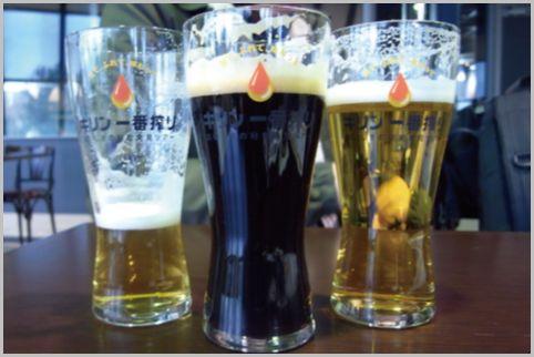 ビールの工場見学に行くと何杯タダ酒が飲める?