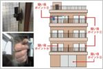 空き巣が集合住宅のターゲットを絞る狙い目4つ