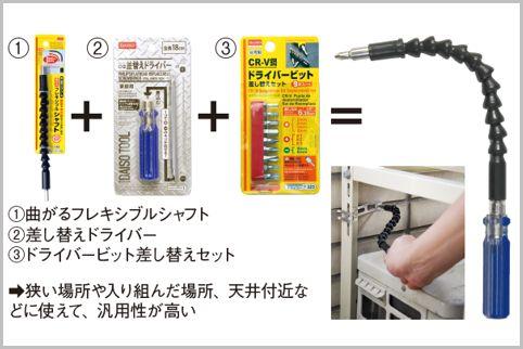 ダイソーの100円工具で注目したい5アイテム