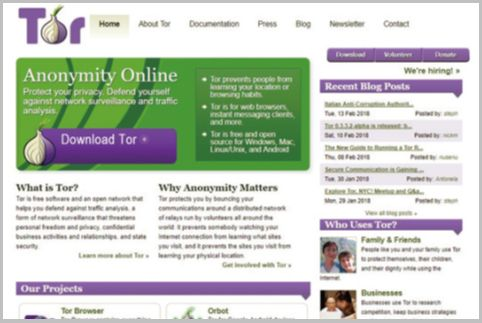 ダークWebを体現「Tor」のアングラネット社会