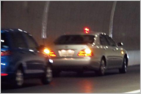 覆面パトカーの追尾式スピード取締りの手順とは