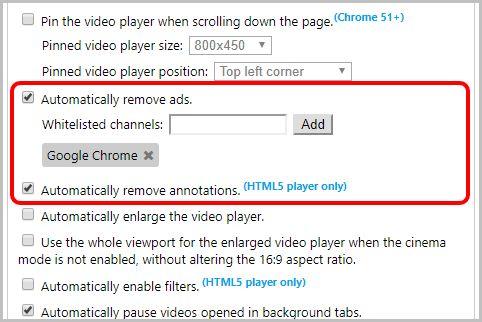 YouTubeの動画広告を自動でスキップする方法