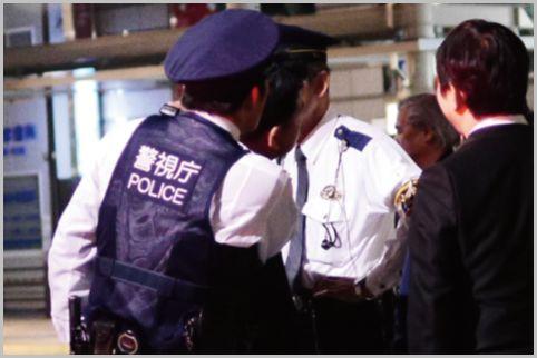 新人巡査の交番勤務ローテーションはかなりハード