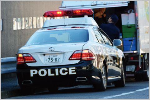 自動車警ら隊が駐車違反取締りを苦手とする理由