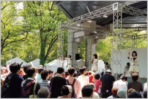 アイドル無料イベント「リリイベ」が初心者向き