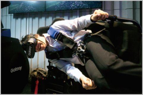 没入感たっぷり超本格VRを無料体験できる場所