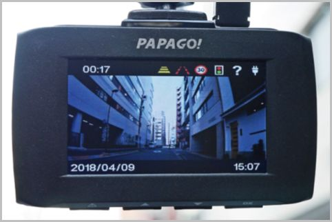 フルHDを超える高解像度で録画できるドラレコ
