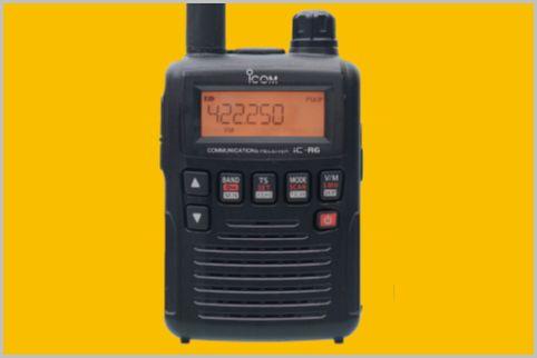 盗聴器も高感度で受信する「IC-R6」の魅力とは