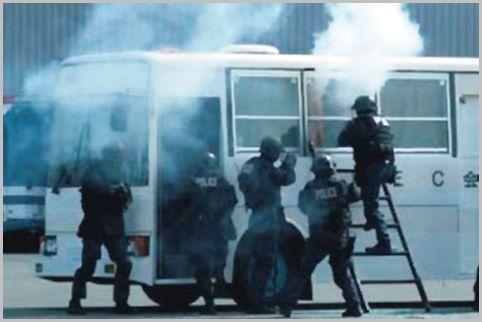 警察の特殊部隊「SAT」設立の契機となった事件