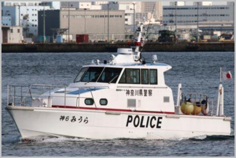 全国に3つしか存在しない水上警察署は場所は?