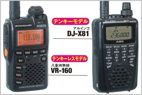 盗聴波も発見できるハンディ受信機の選び方は?