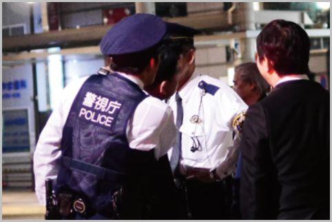 交番勤務の警察官のハードなローテーションとは