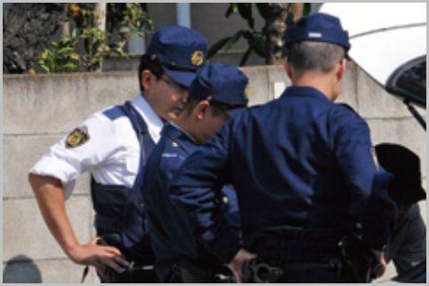 警察官が職務質問で許される違法と合法の境界線