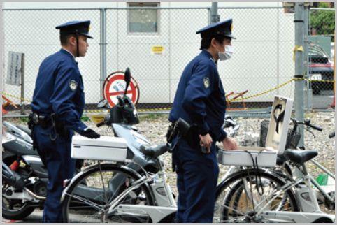 職務質問では警察官に狙われやすい服装がある?