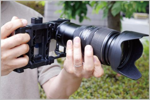 スマホでプロ顔負けの映画撮影ができるアイテム