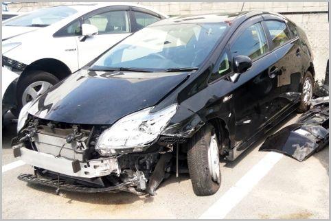 盗難車は「ニコイチ・目玉抜き」で売買される?
