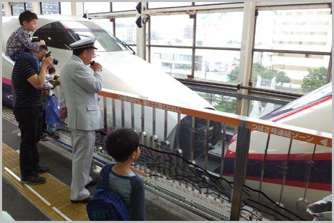 新幹線の連結作業「やわやわ~」が聞こえる無線