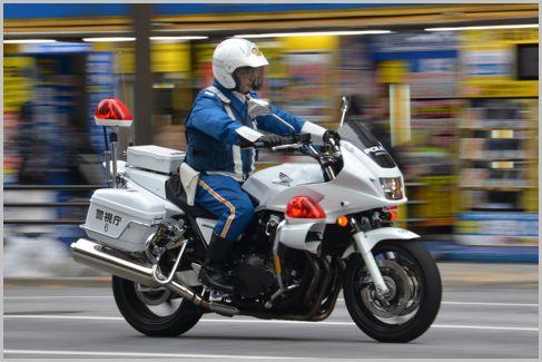 交通機動隊と高速隊の違いは縄張りだけではない
