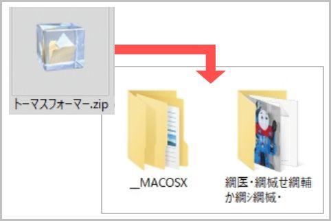 ZIPファイルの解凍でおこる文字化けを防ぐ方法