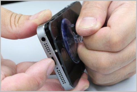 iPhone修理グッズでバッテリーやガラスを交換