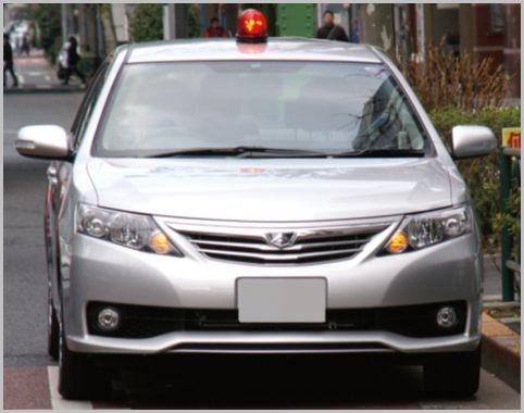 交通違反を取り締まらない覆面パトカーがある?