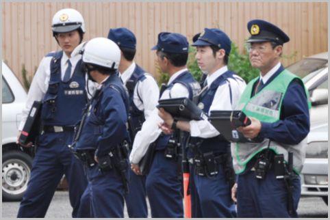 交番の警察官の制服がバリエーション豊富な理由