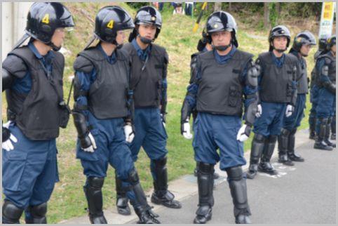 コワモテだけの組織ではない警察の機動隊の実態