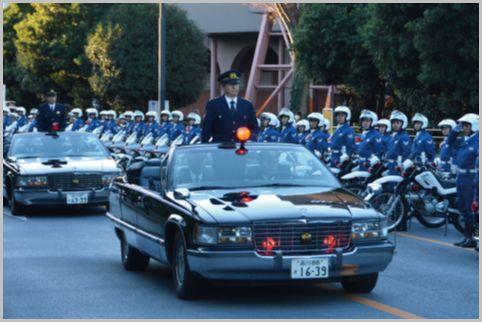 警察組織は階級で地方公務員か国家公務員か違う