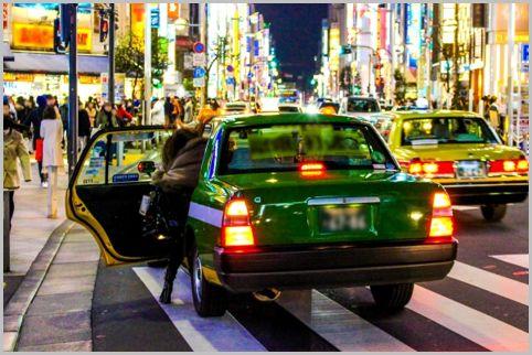 タクシー用語で「工事中」は警察の取締りのこと