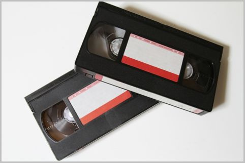 VHSをDVDダビングしてビデオをデジタル化する