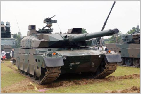 陸上自衛隊の「10式戦車」の数字の読み方は?