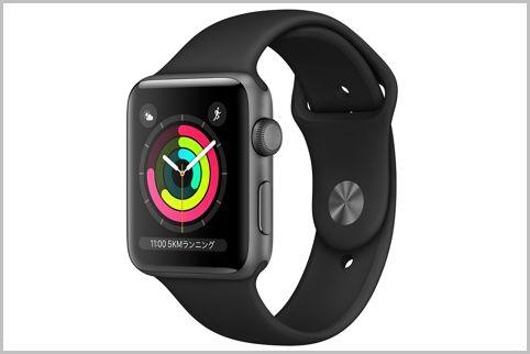 Apple Watchは価格の下がった前モデルが狙い目