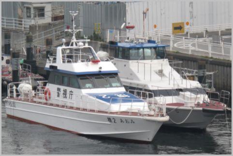 水上警察と海上保安庁の役割はどう違っている?