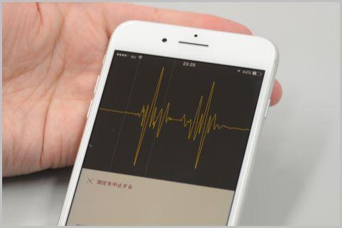 指先のカメラ撮影で血管年齢がわかる健康アプリ