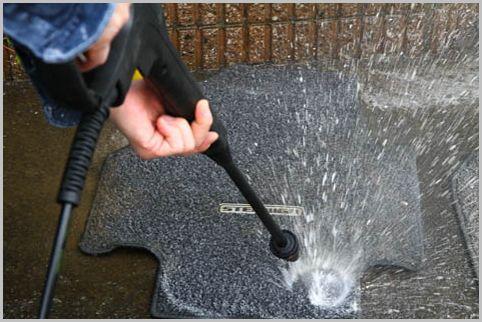 ケルヒャー高圧洗浄機は意外に水道代を節約する
