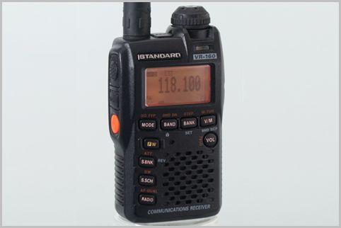 多機能ハンディ受信機「VR-160」の魅力とは?