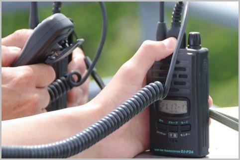 あえて特定小電力無線で遠距離通信にチャレンジ