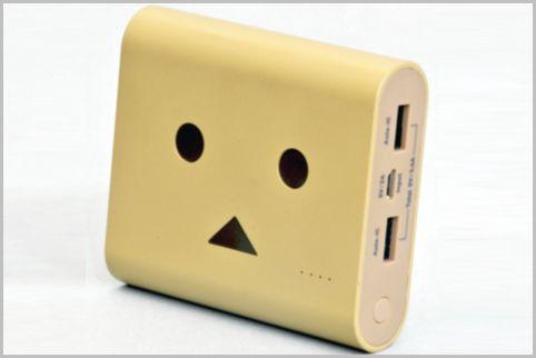 ダンボーのモバイルバッテリーが支持される理由